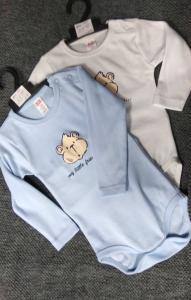 Фото Бодики, ползуны, кофты и штанишки (0-2 года) Бодик - разные принты