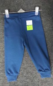 Фото Бодики, ползуны, кофты и штанишки (0-2 года) СКИДКА! -25% Штанишки синие 68, 74, 80, 86рр