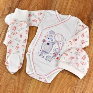 Фото Для немовлят Комлект ясільний ВС ( з боді )