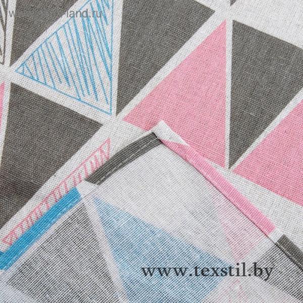 Фото Текстиль, Текстиль для кухни, Скатерти Скатерть Доляна 145х145см, Мозайка, 100%пэ, рогожка 200 гр/м