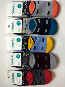 Фото Шкарпетки Twinsocks, Шкарпетки дитячи махра Шкарпетки махра Кіт