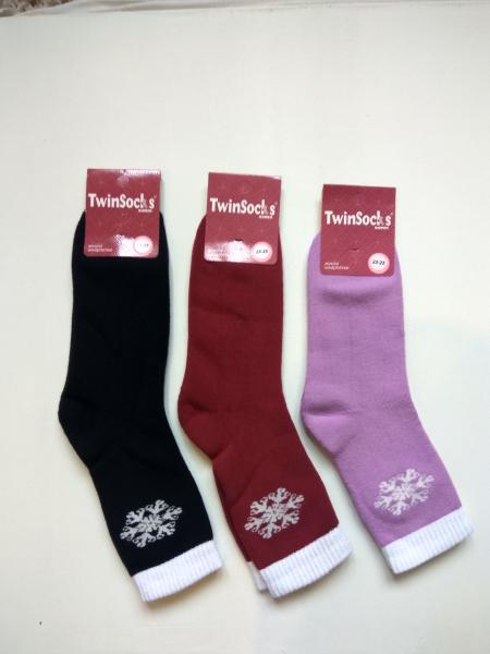 Шкарпетки жіночі махра Крижинка