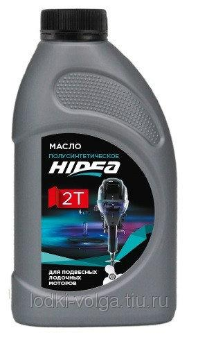 Масло мотор. 2-х тактное HIDEA п/с 2Т API TC 1л