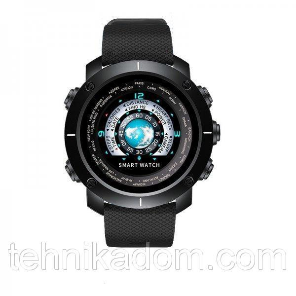 Smart watch All Black
