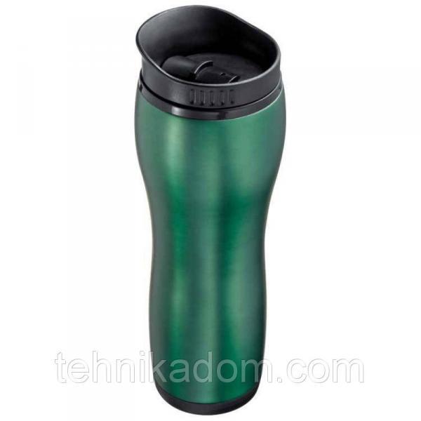Термостакан с покрытием из нержавеющей стали 450 мл Зеленый (88-8711818)