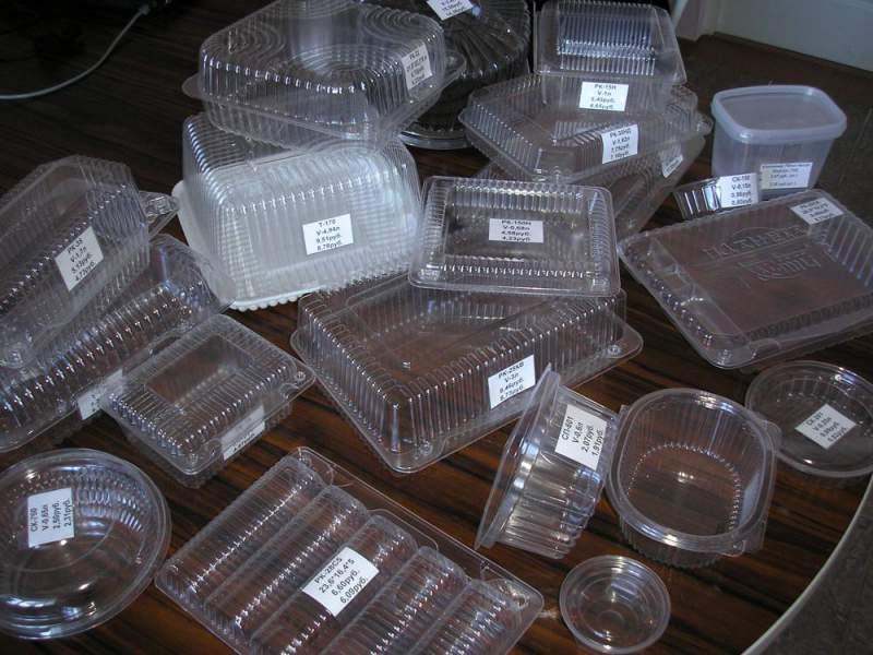Блистерная упаковка для пищевых продуктов