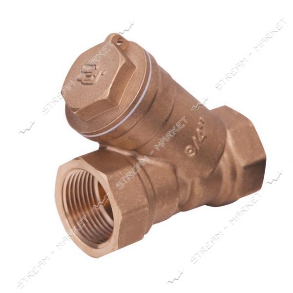 Фильтр грубой очистки воды 3/4'Вх3/4'В SD FORTE
