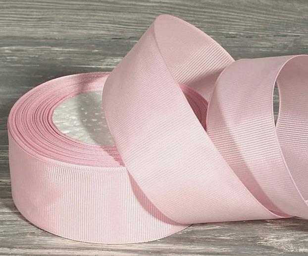 Фото Ленты, Лента репсовая 4 см Лента  репсовая  4 см.   цвет  светло  - Розовый.