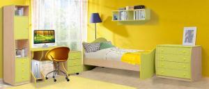 Набор детской мебели Юниор-11.1 (Матрица)