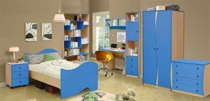 Набор детской мебели Юниор-11.2 (Матрица)