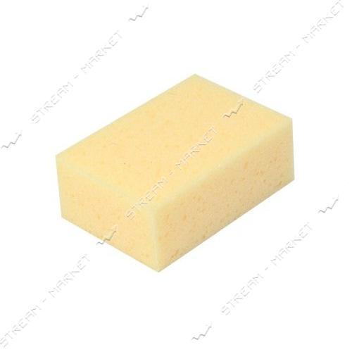 Губка поролоновая для мытья плитки после укладки мягкая 160х110х60