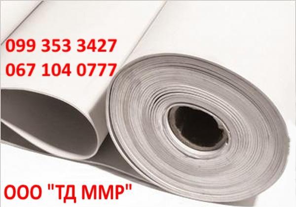 Техпластина резиновая для изделий, контактирующих с пищевыми продуктами ГОСТ 17133-83, техническая пластина