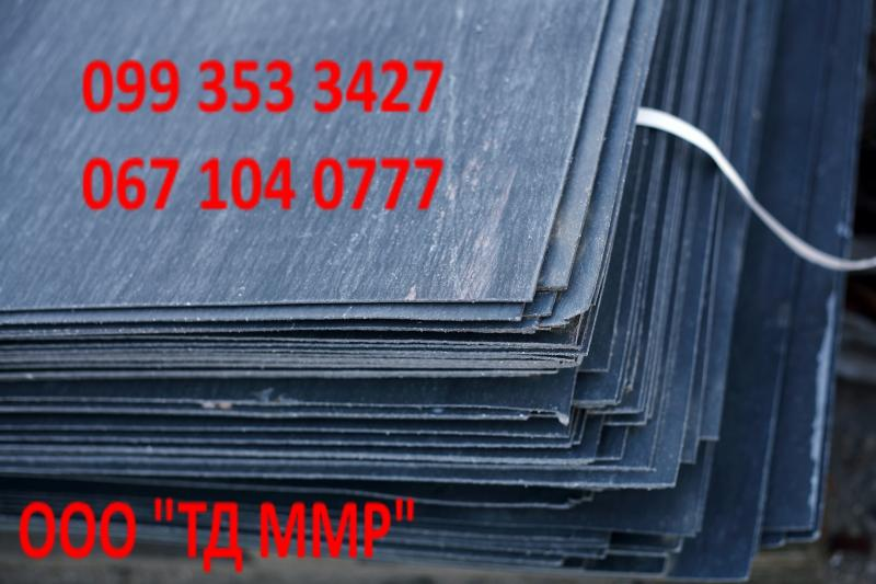 Техпластина формовая и неформовая ТМКЩ, ТУ 2534-264-00149245-2002, техническая пластина
