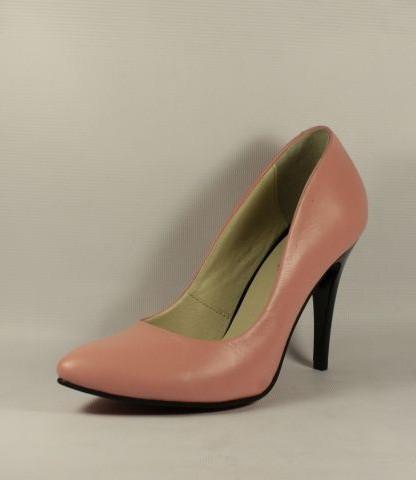 Туфли Crisma классика цвет пудра. Украина