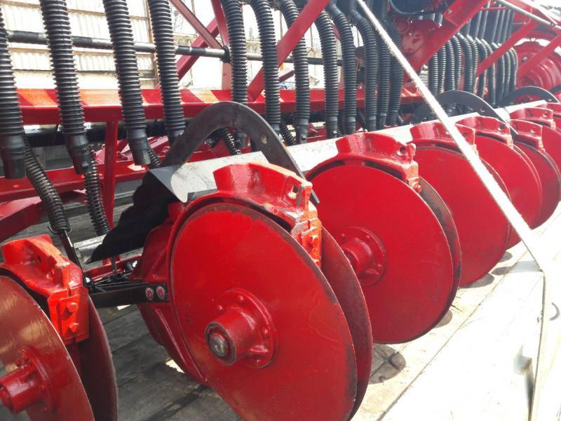 Сеялка зерновая ⏩ СЗ 3.6 оригинал червона зирка
