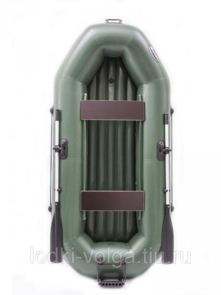 Лодка Пиранья 2 М НД ТР