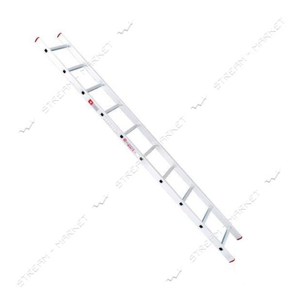 Лестница INTERTOOL LT-0110 алюминиевая приставная 10 ступеней 2.84м