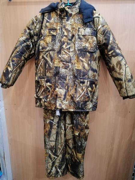 Зимний костюм ''Лес Коричневый''