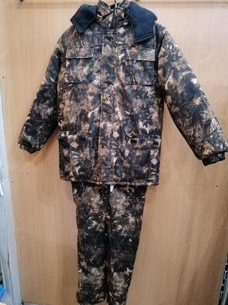 Зимний костюм ''Темный хвойный лес''