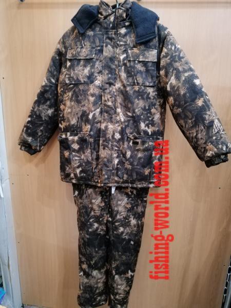 Фото Одежда для рыбаков и охотников, Зимние костюмы (Харьков) Зимний костюм ''Темный хвойный лес''