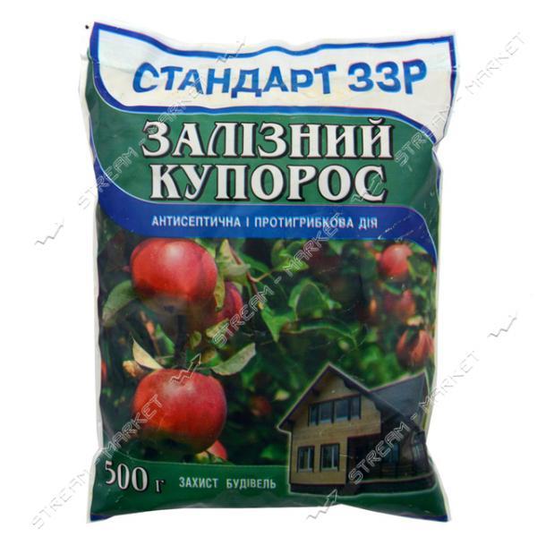 Железный купорос Садовник ЗЗР антисептик 500г