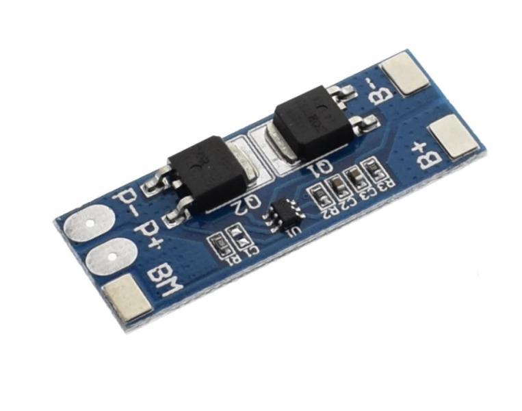 Зарядное для 2-х Li-Ion аккумуляторов 18650 8A 7.4V