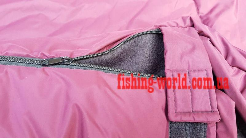 Фото Спальные мешки Зимний спальный мешок Verus Polar Marsala до-20