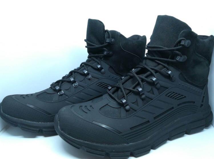 Ботинки Зимние Непромокаемые BLACK