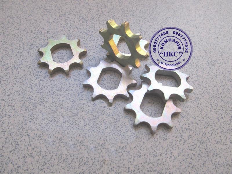 Звёздочки (зерновые) под цепь СПР-12,7-1820-1 к сеялке СПП-8 (SPP-8 молдавка).