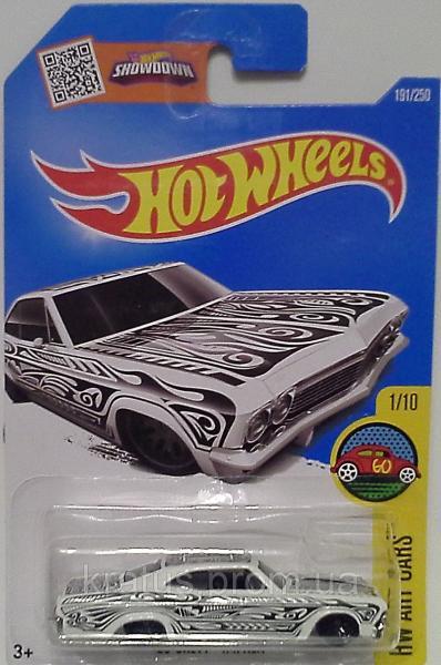 65 Chevy impala
