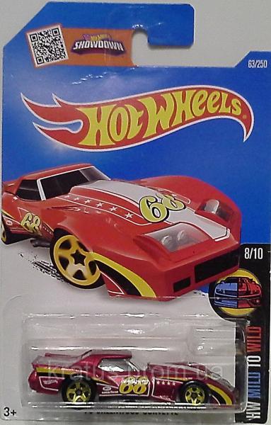 76 Geenwood corvette
