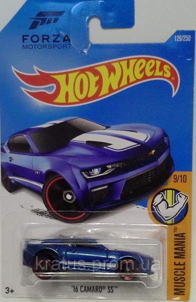 16 Camaro SS