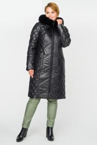Фото  Куртка, пальто зимняя с капюшоном