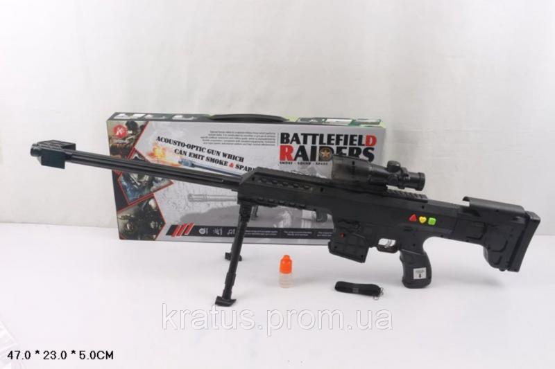 236-6A  Снайперская винтовка с дымом.