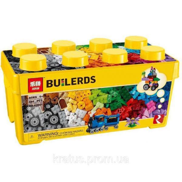 42001 Конструктор Lepin Средняя строительная коробка (аналог Lego Classic 10696)