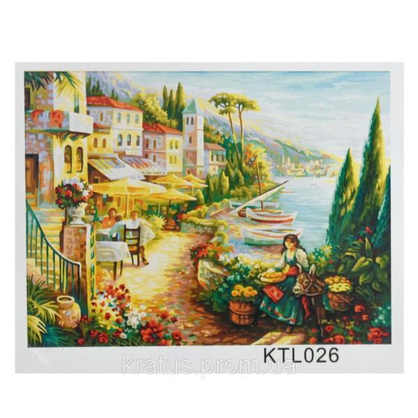 KTL 026 По номерам (40x30см)
