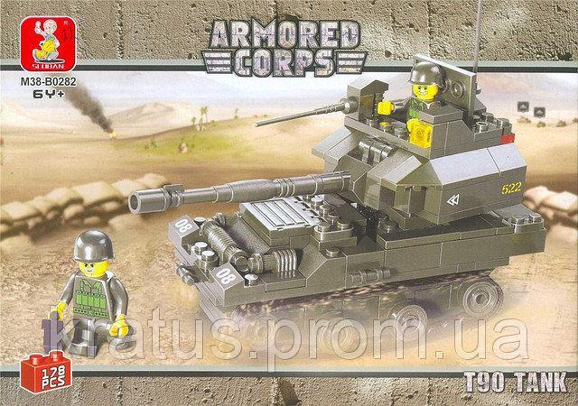 M38-B0282 серия «Армия» Конструктор Sluban легосовместимый 178 дет.