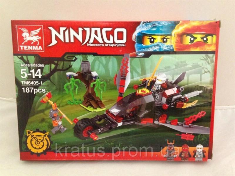 TM6405-1 конструктор  Ninjago 187 дет.