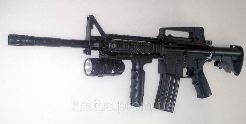 Фото Игрушечное Оружие, Стреляет пластиковыми 6мм  пульками, Автомат, пулемет, карабин Карабин P.1158B+