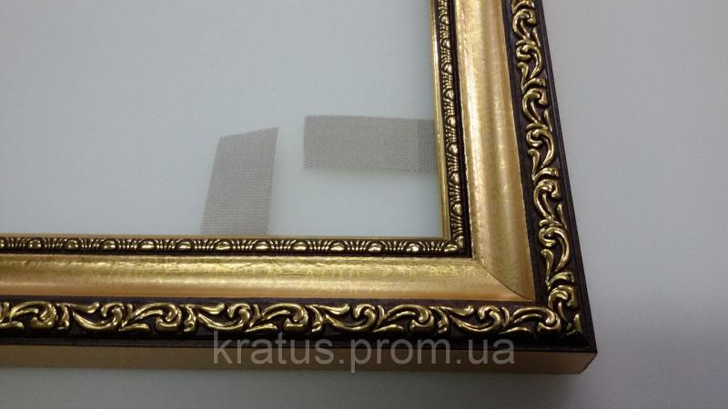 "Багеты (рамки) ""Золото"" для картин  размером 50х65см"