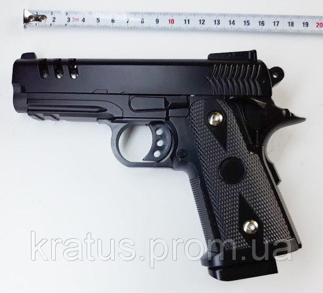 Пистолет металлический  J 1