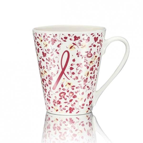Чашка «Розовая лента»