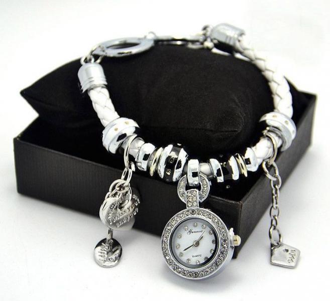 Браслет часы Пандора