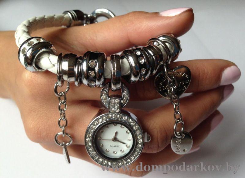 Фото ПОСМОТРЕТЬ ВЕСЬ КАТАЛОГ, Хиты продаж / Топ, Часы Хит Браслет часы Пандора