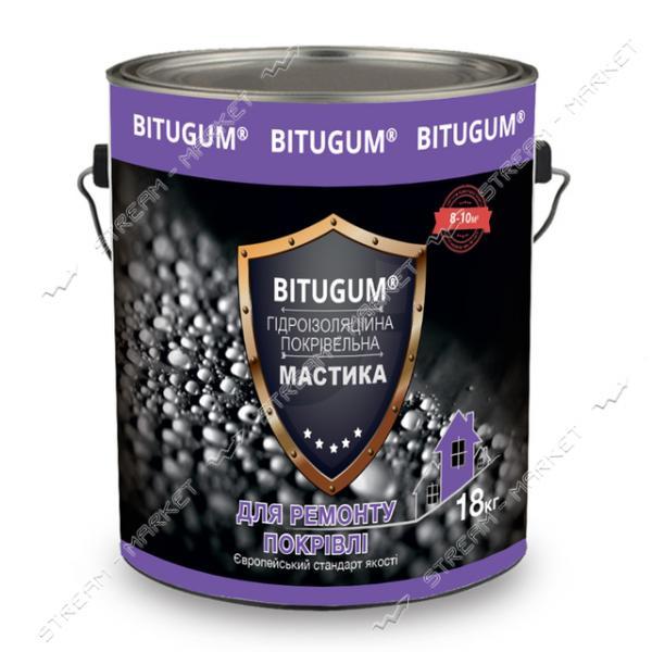 Мастика BITUGUM гидроизоляционная 18кг