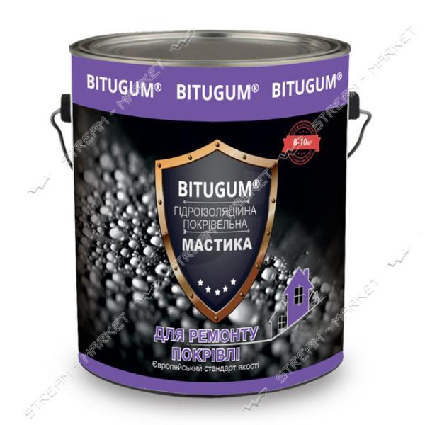 Мастика BITUGUM гидроизоляционная 3кг