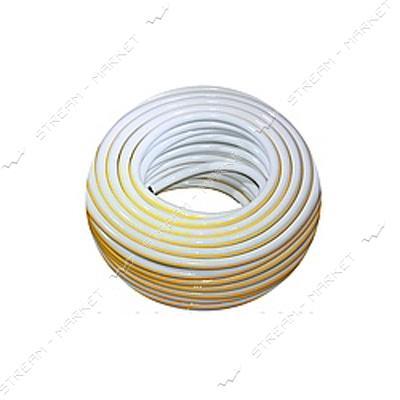 Шланг газовый в оплетке Evci Plastik d 9мм 50м