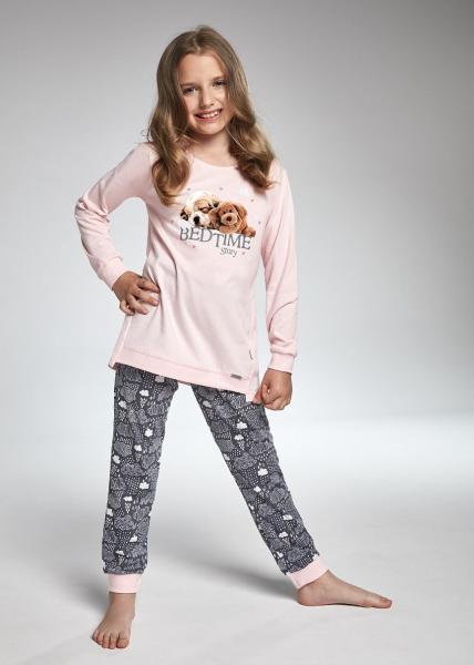 Пижама детская для девочек PIŻAMA CORNETTE KD-035/101_conf