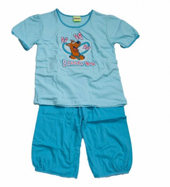 Пижама детская для девочек PIŻAMA CORNETTE SD-730 SCOOBY-DOO BUTTERFLIES_conf