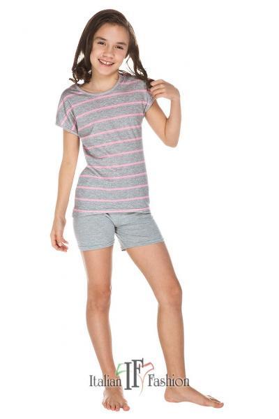 Пижама детская для девочек PIŻAMA I FASH ASTRID DZ KR R 8-14L_conf